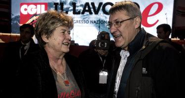 Maurizio Landini: dalla CGIL una cultura politica alternativa che riparta dal lavoro