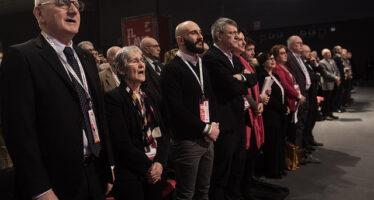 Il Congresso Cgil torna unito, Maurizio Landini eletto segretario