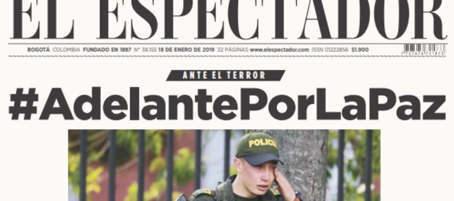 Colombia. Autobomba contro la polizia, 21 uccisi, boccata d'ossigeno per Duque