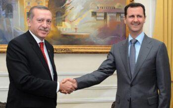 Le vite parallele di Erdogan e Assad e l'Occidente sconfitto