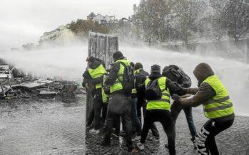 Francia.Un altro sabato di proteste, il nono dei gilet
