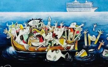 Mediterraneo. 94 migranti in fuga dalla Libia muoiono in un nuovo naufragio
