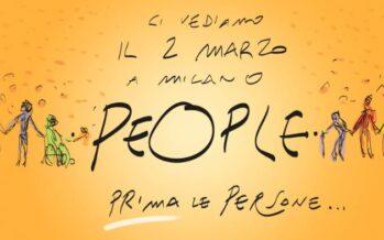 Il 2 marzo tutti a Milano contro il razzismo, «People. Prima le persone»
