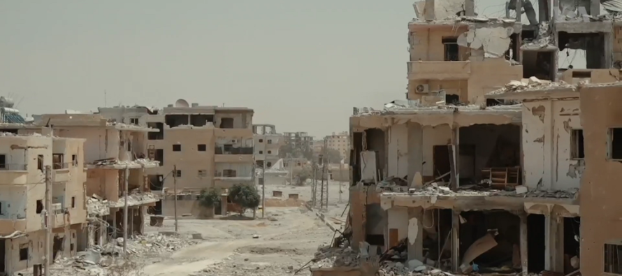 Syria: US withdrawal does not erase Coalition's duty towards Raqqa's devastated civilians