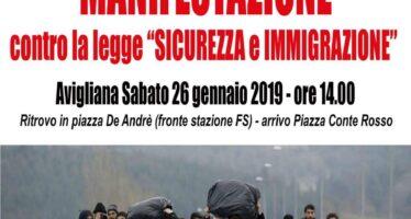Sabato la Val Susa in marcia contro il decreto sicurezza