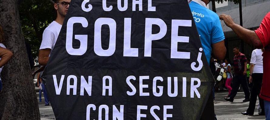 Prove di golpe in Venezuela.Guaidó si autoproclama «presidente»