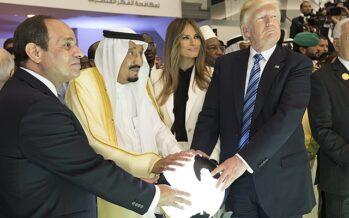 Vertice euro-arabo di Sharm el Sheik: Italexit dalla Libia, vince al-Sisi