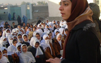 La resistenza delle donne in Afghanistan. Intervista a Malalai Joya