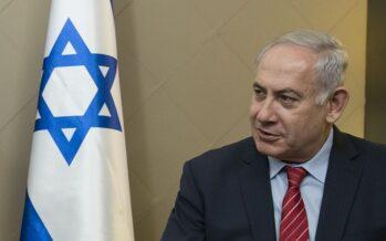 Il premier israeliano Netanyahu si allea con il gruppo di Visegrad