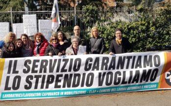 Alla Comunità Capodarco di Roma scioperano gli operatori