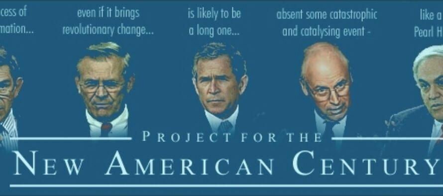 Il nuovo secolo americano e il prequel della Guerra infinita