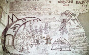 A Palermo, tra i graffiti nelle celle