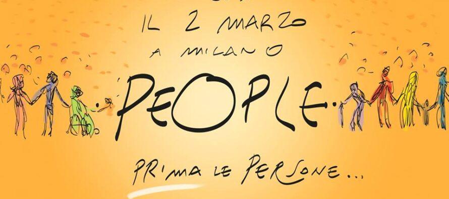 Antirazzismo. «Prima le persone», domani a Milano si manifesta