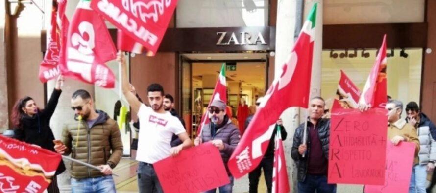 Logistica. Un nuovo sciopero contro le violenze al magazzino Zara