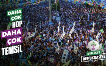HDP's report on pre-election period