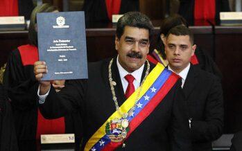 Trump incrimina Maduro e i vertici del governo del Venezuela e mette una taglia