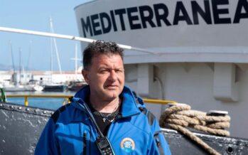 Mediterranea. Indagato il comandante e sequestrata la nave Mare Jonio