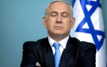Cisgiordania occupata.Mentre Netanyahu annette, l'Europa balbetta