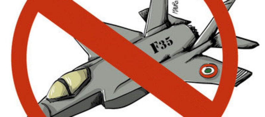 Il governo chiamato al sì definitivo all'acquisto dei Caccia F35