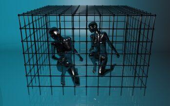 Rapporto Antigone. Reati in calo, carcere in aumento