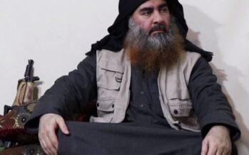 """Il """"califfo"""" dell'ISIS Al Baghdadi riappare in video e minaccia vendetta"""
