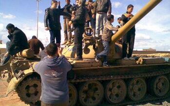 In Libia la battaglia continua, ripresi combattimenti e bombardamenti