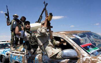 Libia.La guerra si estende e arriva al Fezzan
