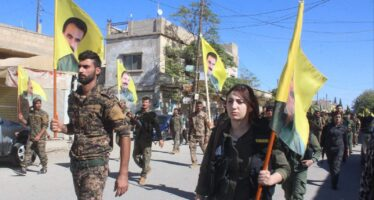 Siria.Trump tradisce i curdi e lascia strada libera all'attacco turco