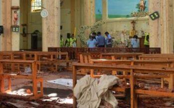 Strage di Pasqua in Sri Lanka, salgono a 300 i morti