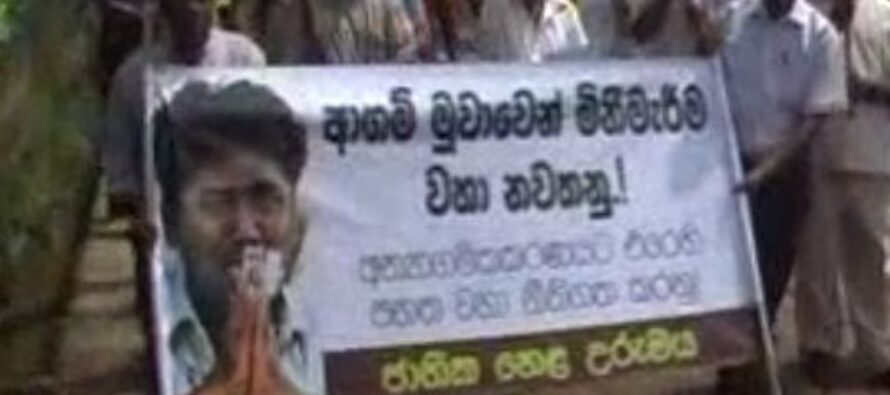 Coprifuoco nello Sri Lanka, ondata di violenze anti musulmane