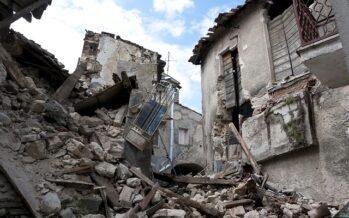 Tre anni dal terremoto, niente ricostruzione nulla e blackout dei dati