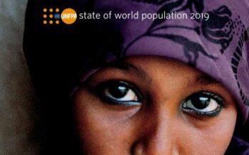 La stagione dei disastri. Il rapporto del Fondo ONU per la popolazione