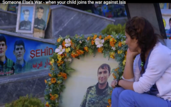 """Someone Else's War – when your child joins the war against Isis"""