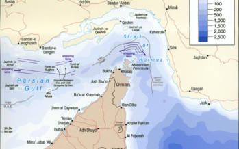 L'Iran sequestra una nave degli Emirati Arabi nel Golfo
