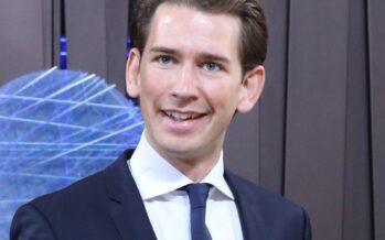 Austria, al via il governo Kurz II grazie all'accordo destra-Verdi
