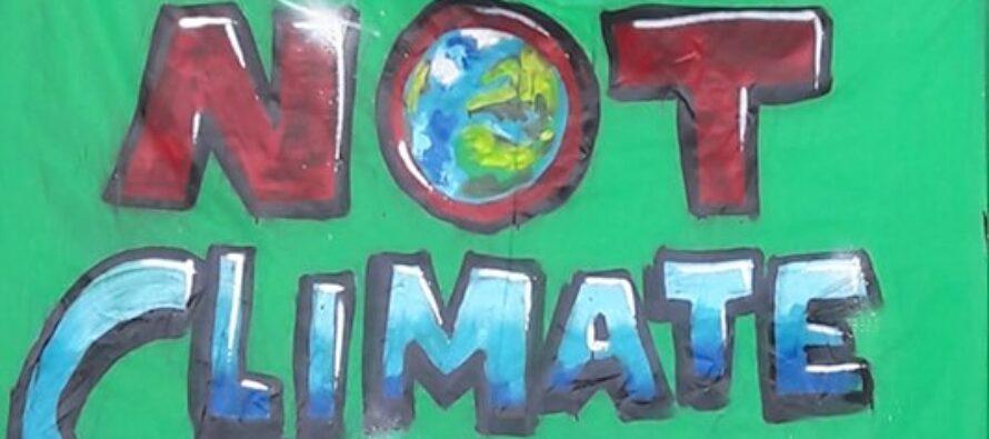 Diritti Globali: 'Greta ci avverte che la casa brucia'