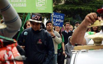 Rabbia in Argentina contro la polizia: «Basta grilletti facili di Stato»
