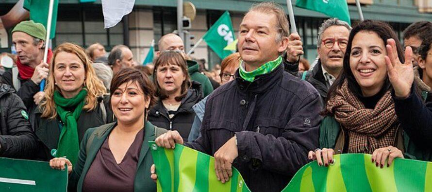 Philippe Lamberts: «Verdi disponibili all'alleanza, ma solo se c'è discontinuità»