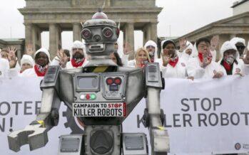Intelligenza artificiale.«Va proibito l'uso di killer robot, è impossibile controllarli»