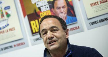 Mimmo Lucano: meglio il consiglio comunale che l'europarlamento