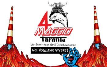 In migliaia a Taranto contro l'Ilva: «Vogliamo Vivere»