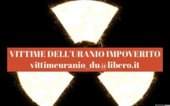 L'uranio impoverito uccide ancora