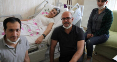 Lawyers visited Leyla Güven to convey Öcalan's message to the hunger strikers