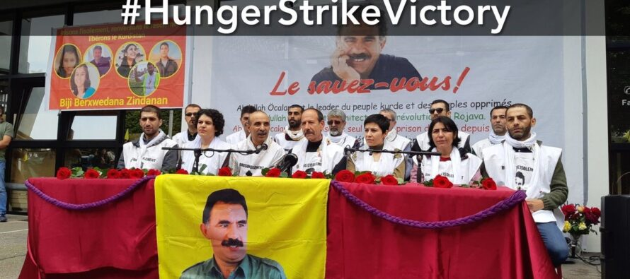 From Kurdistan to Great Britain – Why hunger strikes matter