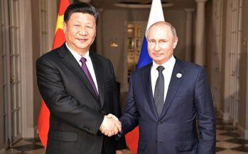 Mosca-Pechino.Putin e Xi Jinping inaugurano il gasdotto russo-cinese