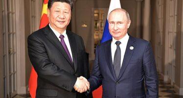 Geopolitiche. Il vertice Russia-Cina non fa notizia