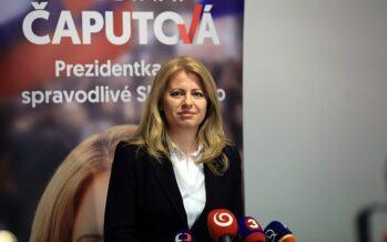 In Slovacchia si insedia l'europeista Zuzana Caputová, prima presidente donna
