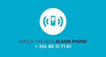 La denuncia di Alarm Phone: più di cento migranti abbandonati in mare