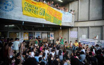Brasile verso lo sciopero generale. I giovani si mobilitano, la sinistra esce dall'angolo