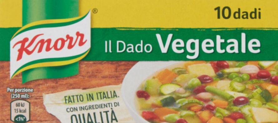 La multinazionale Unilever delocalizza e porta il dado Knorr in Portogallo
